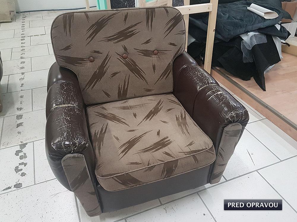 Opravy sedacích súprav a čalúnenia Žilina